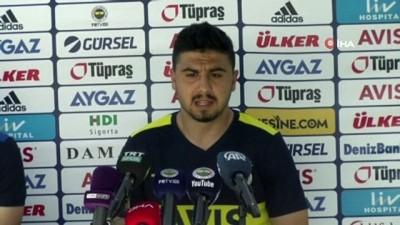 milli futbolcu - Ozan Tufan: 'En iyi halime ulaşmak için çalışıyorum'
