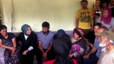cumhurbaskani -  AK Parti heyetinden Ovacık'taki acılı ailelere taziye ziyareti