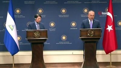 telefon gorusmesi -  Bakan Çavuşoğlu: 'Hakan Atilla daha önce Türkiye'ye gelebilirdi fakat Temyiz davasından vazgeçmedi. Hakan Atilla zor şartlarda bile doğru olanı savundu. Bir an önce Halk Bank davası kapanmalı'