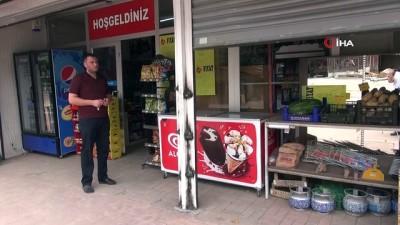 tekstil atolyesi -  Hırsızlar aynı marketi bir gecede 2 kez soydu