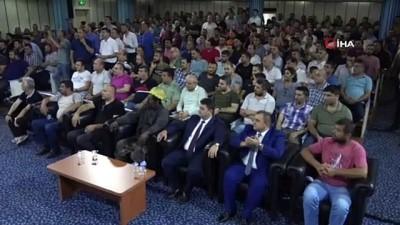 dayatma -  GMİS Genel Başkanı Yeşil: '6 Ağustos tarihinde grev kararını bildireceğiz'