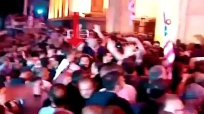 parlamento -  - Gürcistan'ın eski Savunma Bakanı gözaltına alındı