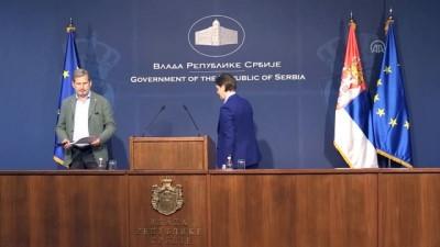 'Belgrad-Priştine diyaloğu bölgenin gelişiminde kilit role sahip' - BELGRAD