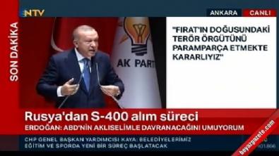 cumhurbaskani - Cumhurbaşkanı Erdoğan'dan ABD'ye F-35 resti!