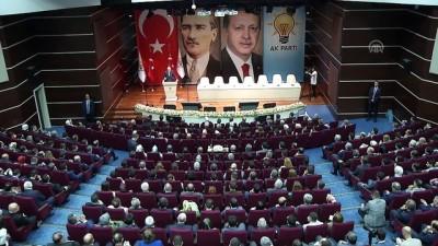 parlamento - Cumhurbaşkanı Erdoğan: 'Şerde fren, hayırda destek. Yöntemimiz bu olacaktır'- ANKARA