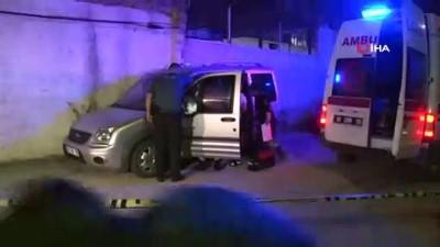 ozel guvenlik gorevlisi - Kan davası cinayetinin zanlıları Adana'ya getirildi