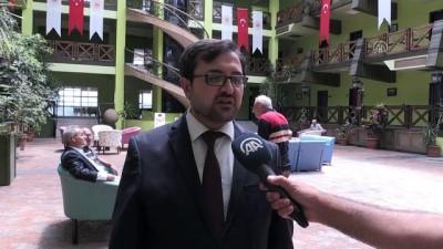 ayrimcilik - TİHEK üyelerinden Samsun'da huzurevi ziyareti - SAMSUN