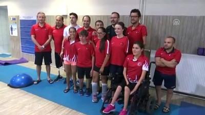 milli sporcu - Bakan Kasapoğlu, TOHM'u ziyaret etti - ANKARA