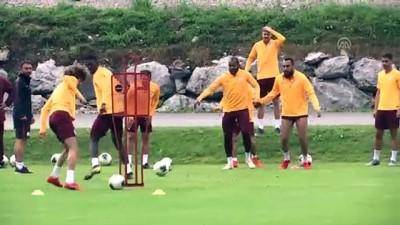telefon gorusmesi - Galatasaray'da neşeli antrenman - SEEFELD