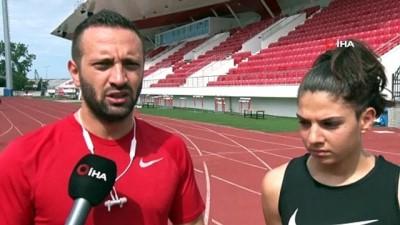 gumus madalya - Rekorların 'özel' sporcusu: 'Esra Bayrak'