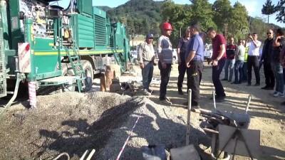 koy yollari - Selden etkilenen köylerde teknik çalışma yapılacak - DÜZCE