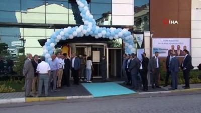 """dis ticaret -  TOBB Başkanı Rifat Hisarcıklıoğlu: """"Kocaeli, aynı Rotterdam gibi olabilir"""""""