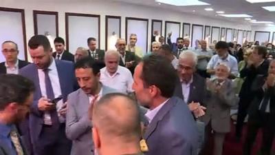 Yeniden Refah Partisi İl Başkanları Toplantısı - Fatih Erbakan - ANKARA