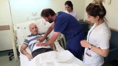 Hollanda'da 15 gün ömür biçilen gurbetçi, Türkiye'de yeniden doğdu - ANKARA