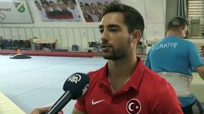 milli sporcu - İbrahim Çolak'ın gözü olimpiyat madalyasında - BOLU