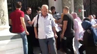 ogretmenlik -  Öğretmen adayları KPSS'de ter döktü