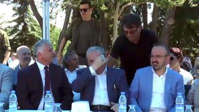 TBMM Başkanı Şentop: '28 Şubat'ta FETÖ'nün okullarının önü açıldı' - TEKİRDAĞ