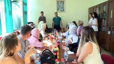 Türk öğrencilerden Karadağ'da sağlık taraması - PLAV