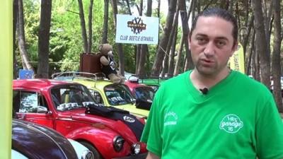 modeller - 'Vosvos' tutkunları Bursa'da buluştu - BURSA