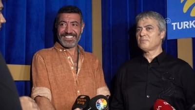 gonul koprusu - Cengiz Kurtoğlu ve Hakan Altun Harbiye'de hayranlarıyla buluştu - İSTANBUL