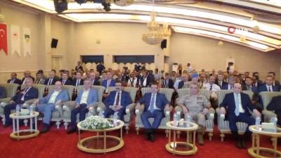meteoroloji -  Meteoroloji meydan müdürleri Diyarbakır'da toplandı