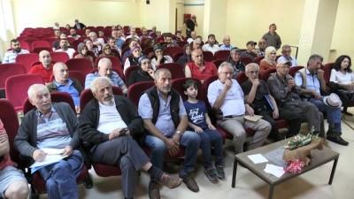 Rize'de TOKİ'nin 88 konutu için kura çekildi