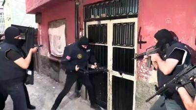 safak vakti - Adana'da DEAŞ operasyonu