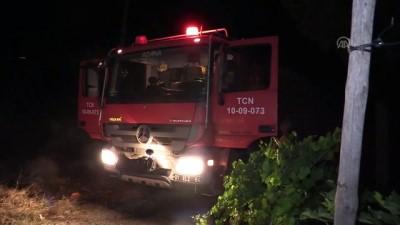 Adana'da ev yangını: 1 ölü