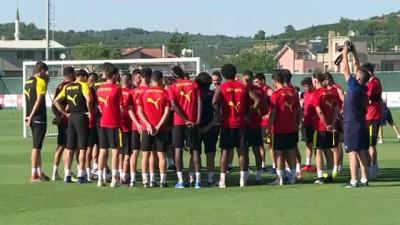 teknik direktor - Göztepe sezon hazırlıklarına başladı - İZMİR
