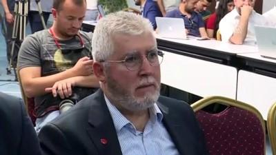 cumhurbaskani - Karamollaoğlu: '1993 yılı olayları bir bütün olarak araştırılmalı' - ANKARA