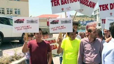 AK Parti kapatma davasının 11. yılı - ANKARA