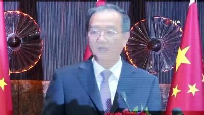 Çin Halk Kurtuluş Ordusu'nun 92. Yılı kutlandı