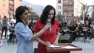 gonul koprusu - Hakkari'de 'Güçlü Kadın Etkinliği' düzenlendi