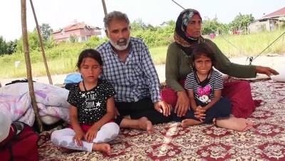 findik toplama - Mevsimlik fındık işçileri yeni sezondan umutlu - ORDU