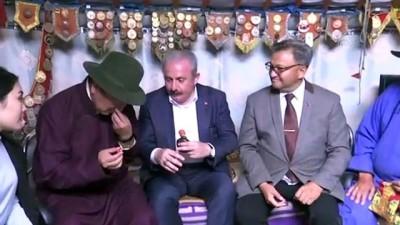 parlamento - TBMM Başkanı Mustafa Şentop Moğolistan'da - HARHORİN