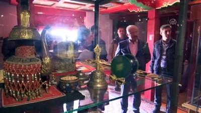 parlamento - TBMM Başkanı Şentop Orhun Abideleri'ni ziyaret etti - HARHORİN