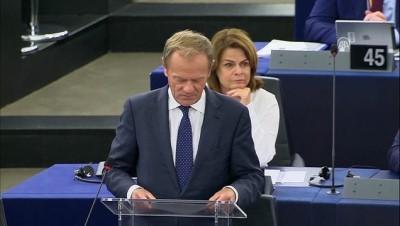 ispanya - AB Konseyi Başkanı, AP'den başkan adayları için destek istedi - STRAZBURG
