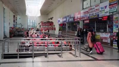 adliye binasi - Adliyeden firar eden hükümlü terminalde yakalandı - SİVAS