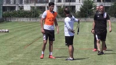teknik direktor - 'Hedefimiz Süper Lig'e çıkmak' - BOLU