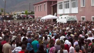 Munzur Çayı'nda kaybolan gencin cenazesi toprağa verildi - TUNCELİ