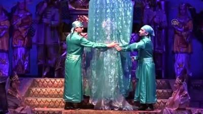 muzikal - Opera yeni sezona 'Evita' müzikaliyle giriyor - ANKARA