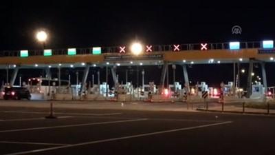 Osmangazi Köprüsü'nde 42 düzensiz göçmen yakalandı - YALOVA