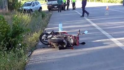 elektrikli bisiklet - Otomobilin çarptığı elektrikli bisikletin sürücüsü öldü - KONYA