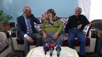Şehit ailesinin darbedildiği iddiası - AFYONKARAHİSAR
