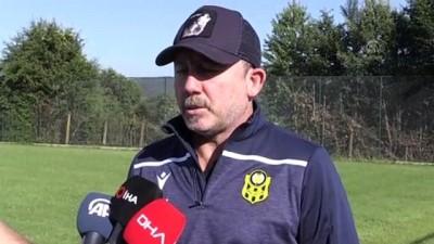 teknik direktor - 'UEFA için şu anda bir hedef koymadık' - BOLU