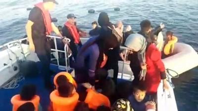 nani - 195 düzensiz göçmen yakalandı - İZMİR