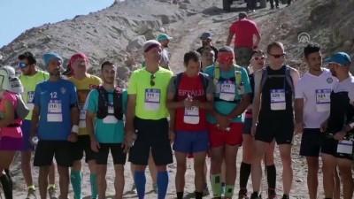 4. UlusIararası Erciyes Ultra Dağ Maratonu - KAYSERİ