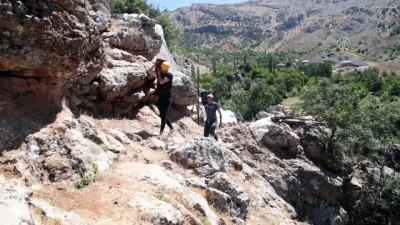 Direkli Mağarası'nda kazılar başladı - KAHRAMANMARAŞ