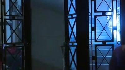 nadan - Fatih'te merdivenle evine girmek isteyen kişi düşerek öldü - İSTANBUL