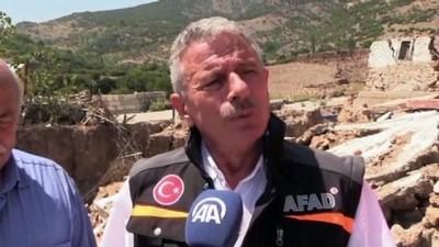 misyon - İzmir'de heyelan olan mahalle 'afete maruz bölge' ilan edildi